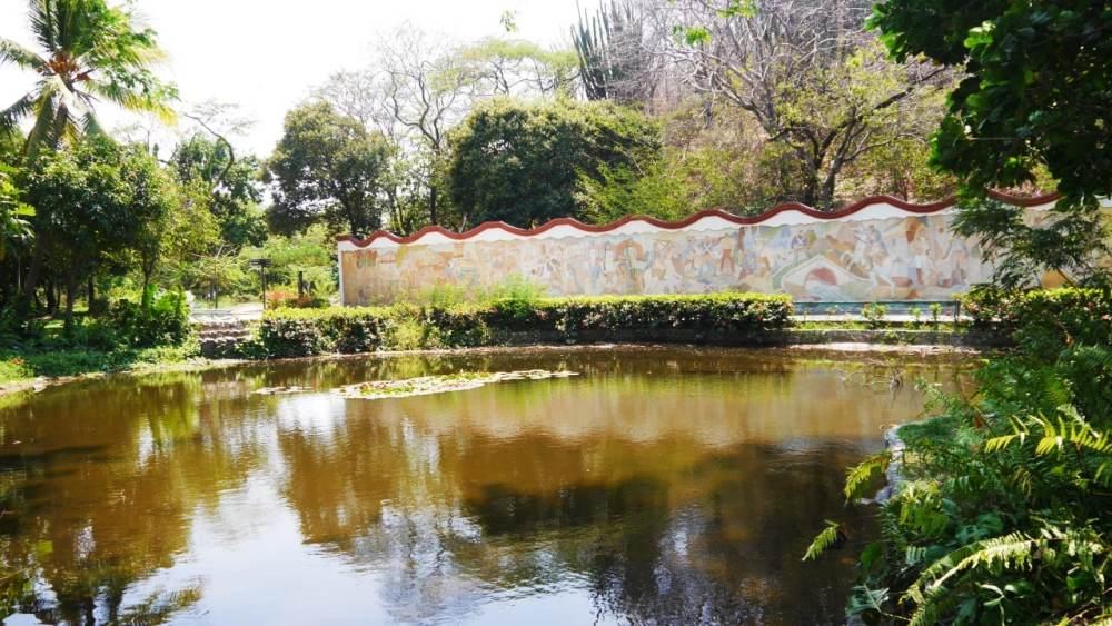 Jardín Botánico - Quinta de San Pedro Alejandrino