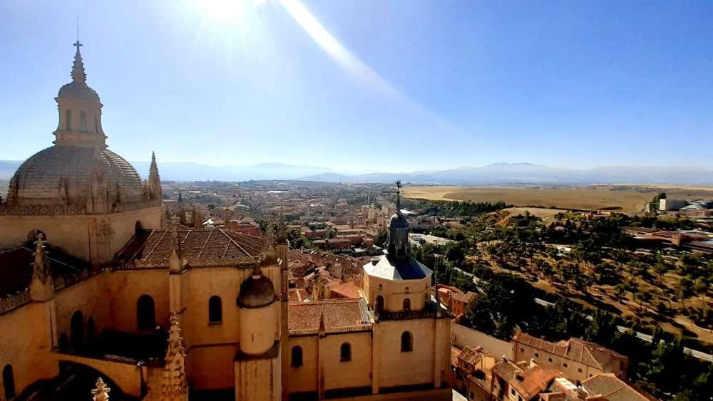 Dónde dormir en Segovia - Mejores zonas y hoteles