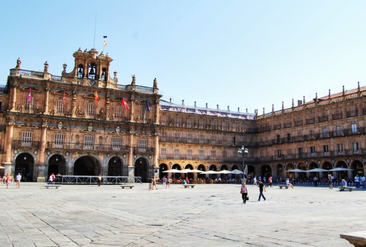 Mejores barrios donde dormir en Salamanca - Centro Histórico