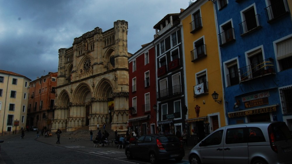 Mejores zonas donde dormir en Cuenca - Centro de la ciudad