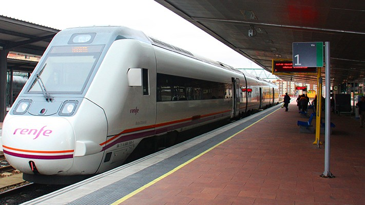 Mejores zonas donde dormir en Salamanca - Cerca de la estación de RENFE