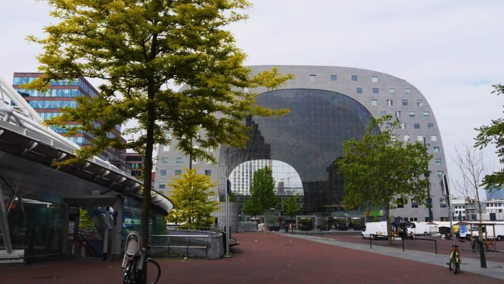 Actividades en Rotterdam Markthal