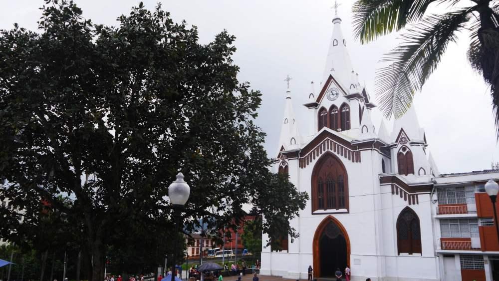 Basílica de la Inmaculada Concepción, Manizales