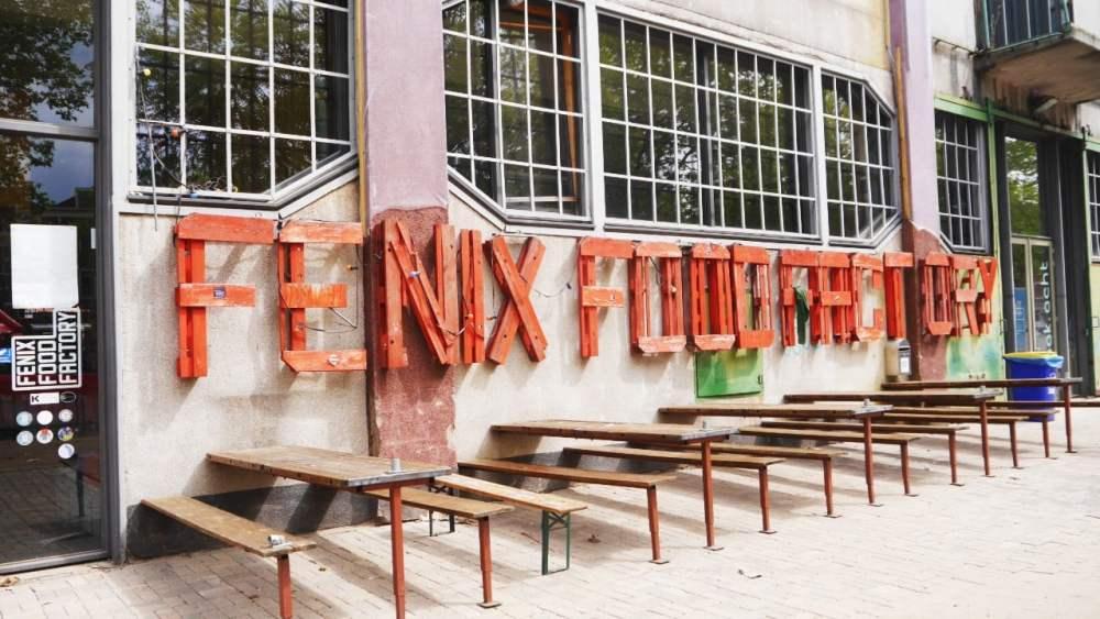Imperdibles de Rotterdam - Fenix Food Factory