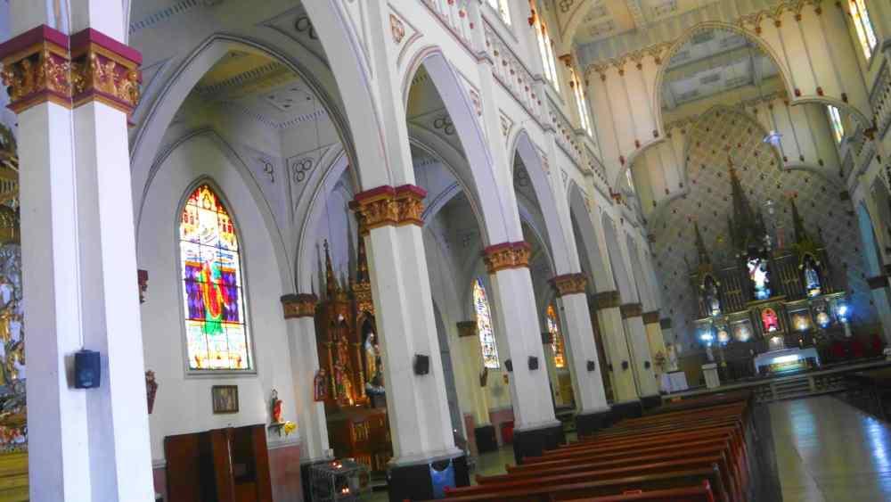 Parroquia de los Agustinos - Atracciones de Manizales