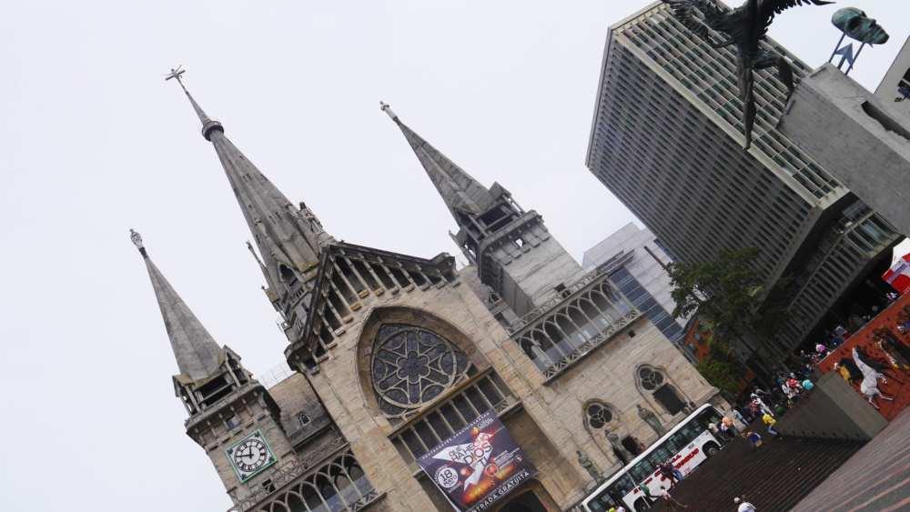 Qué ver en Manizales - Catedral de Manizales
