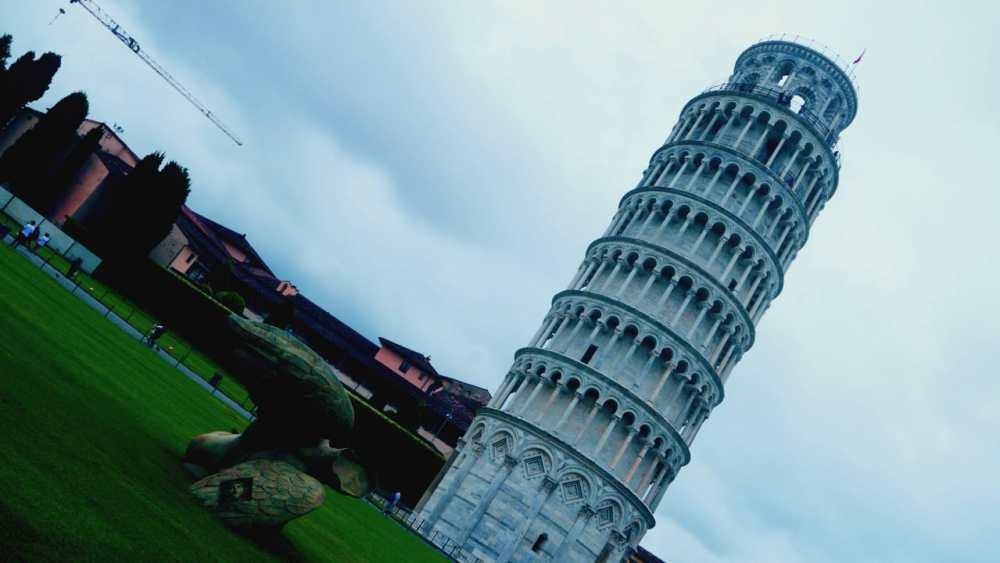 Alojarse cerca de la Torre de Pisa - Dónde dormir en Pisa