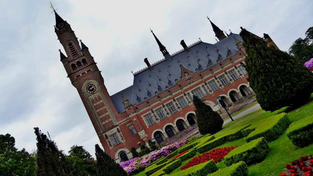 Alojarse cerca del del Palacio de la Paz - Dónde dormir en La Haya