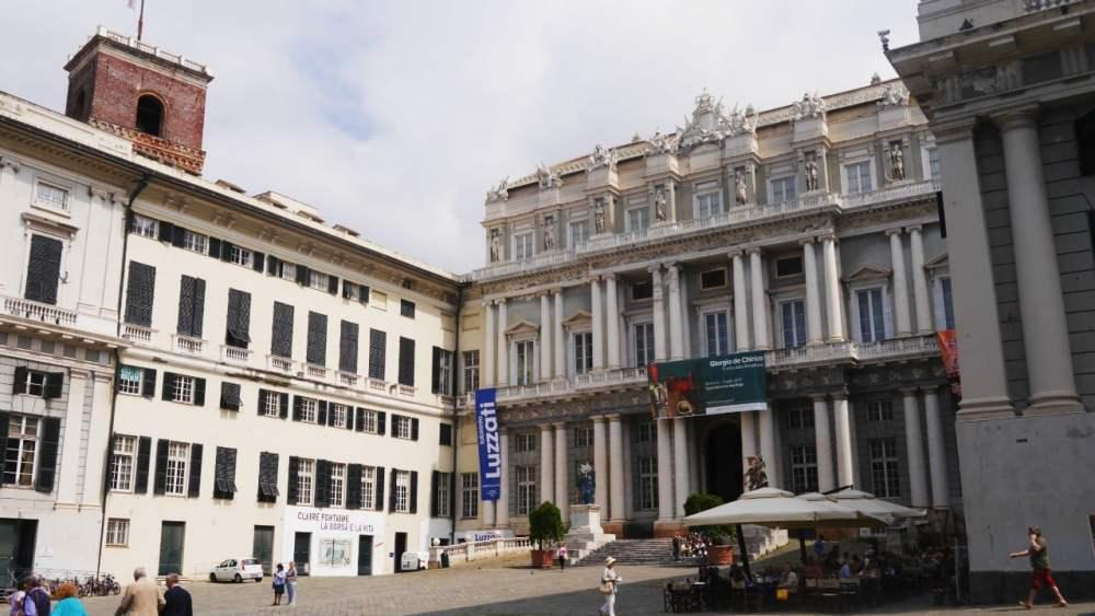 Atractivos de Génova - Palazzo Ducale