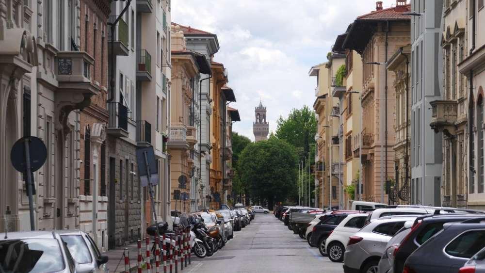 Campo Di Marte - Uno de los barrios más exclusivos de Florencia