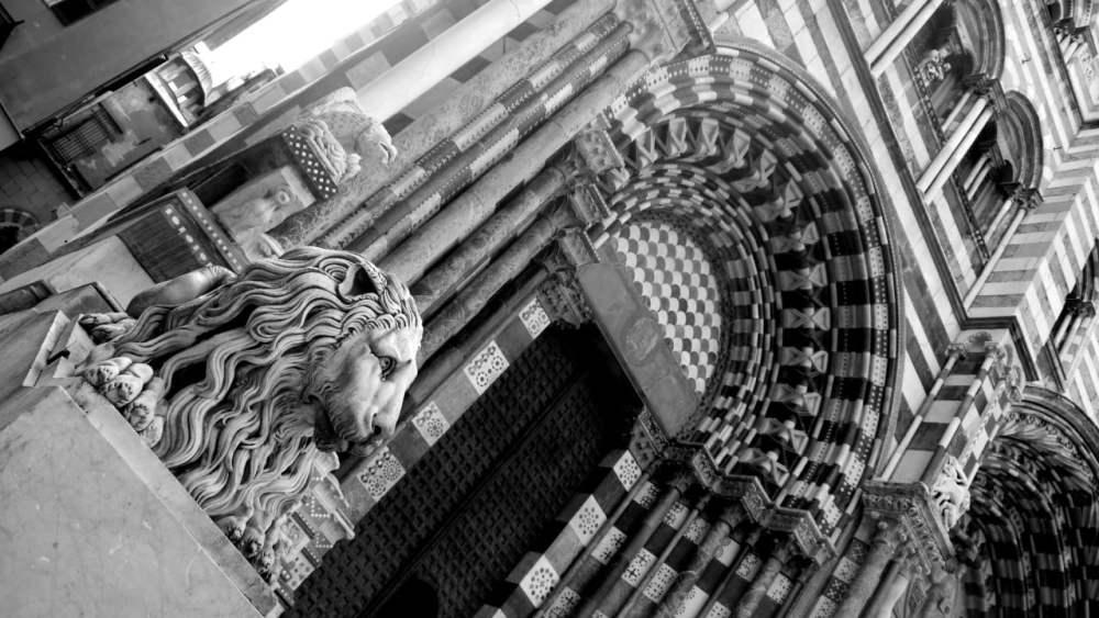 Catedral de San Lorenzo - Atracciones de Génova
