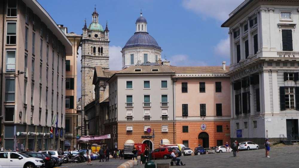 En qué zona de Génova alojarse - Centro histórico