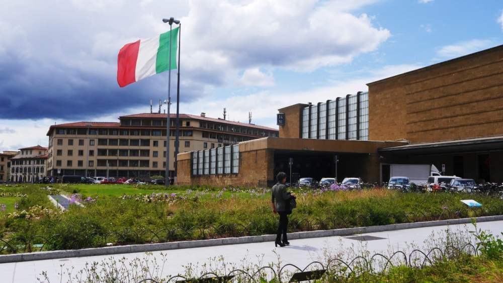 Estación Santa Maria Novella - Mejores zonas donde dormir en Florencia