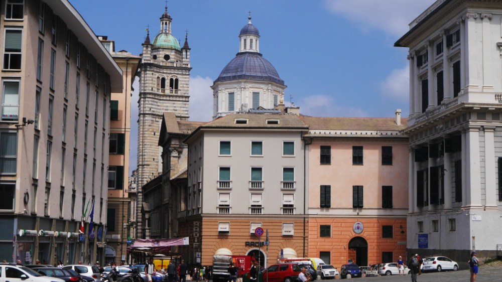 Imperdibles de Génova - Piazza Matteotti y Catedral