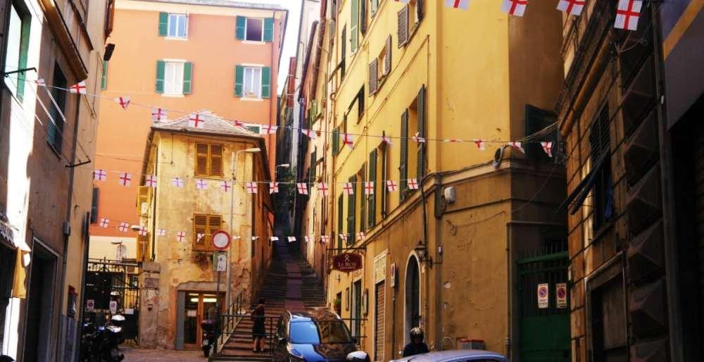 Mejores barrios donde dormir en Génova, Italia - Centro Histórico