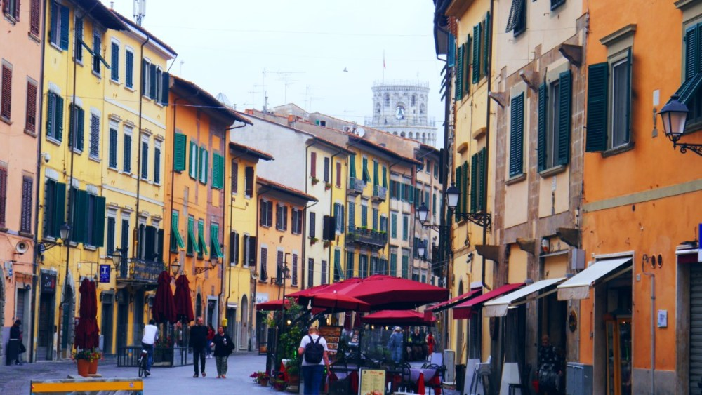 Mejores zonas donde alojarse en Pisa - Centro Storico