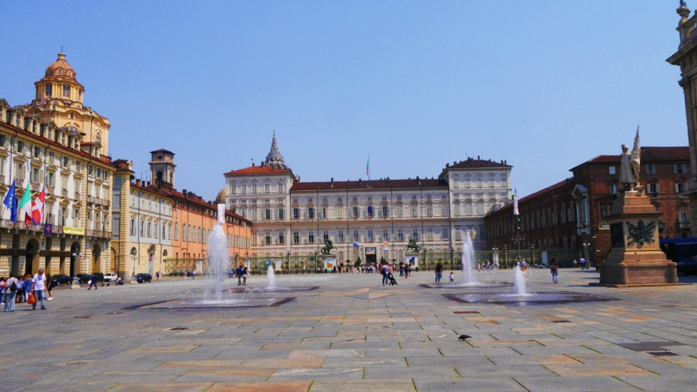 Mejores zonas donde alojarse en Turín, Italia - Centro Histórico