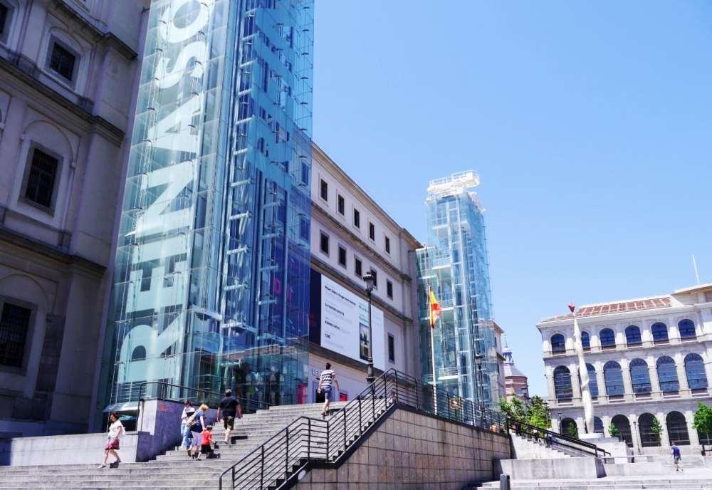 Mejores zonas donde dormir en Madrid - Cerca del Museo Reina Sofía