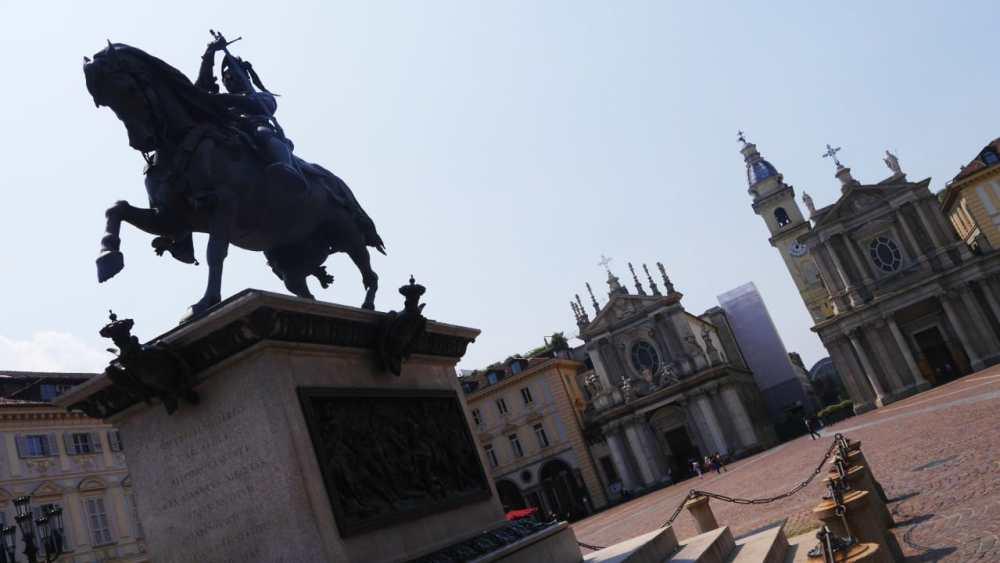 Mejores zonas donde dormir en Turín - Centro Histórico