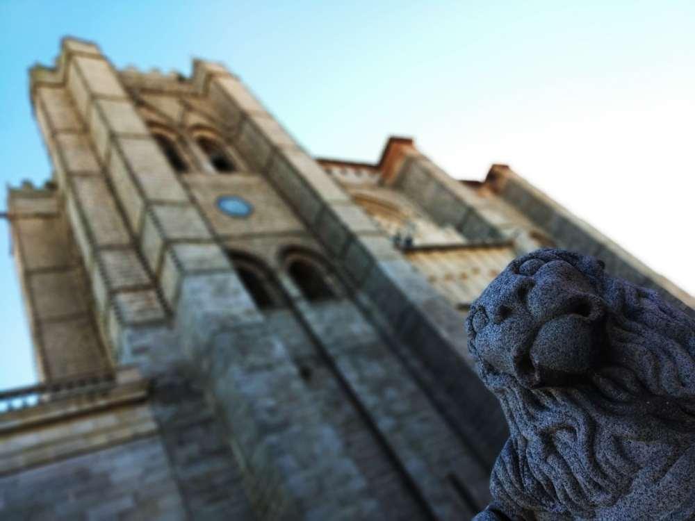Qué ver en Ávila, España - Catedral
