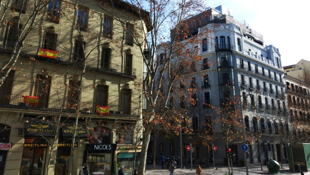 Salamanca - Dónde dormir en Madrid