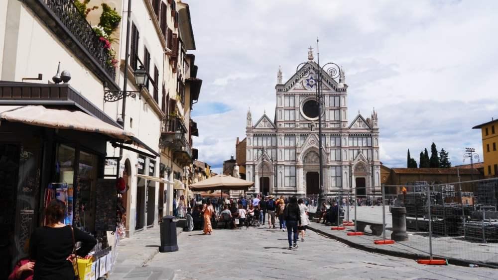 Santa Croce - Mejores barrios donde alojarse en Florencia