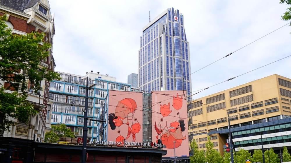 Dónde dormir en Rotterdam - Mejores zonas y hoteles