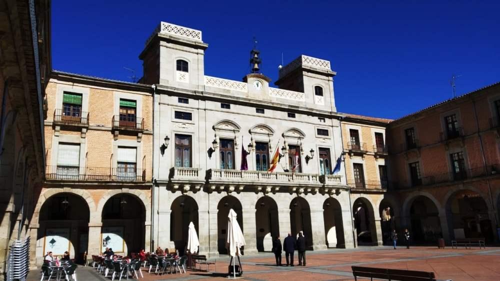 Qué ver en Ávila, España - Plaza del Mercado Chico