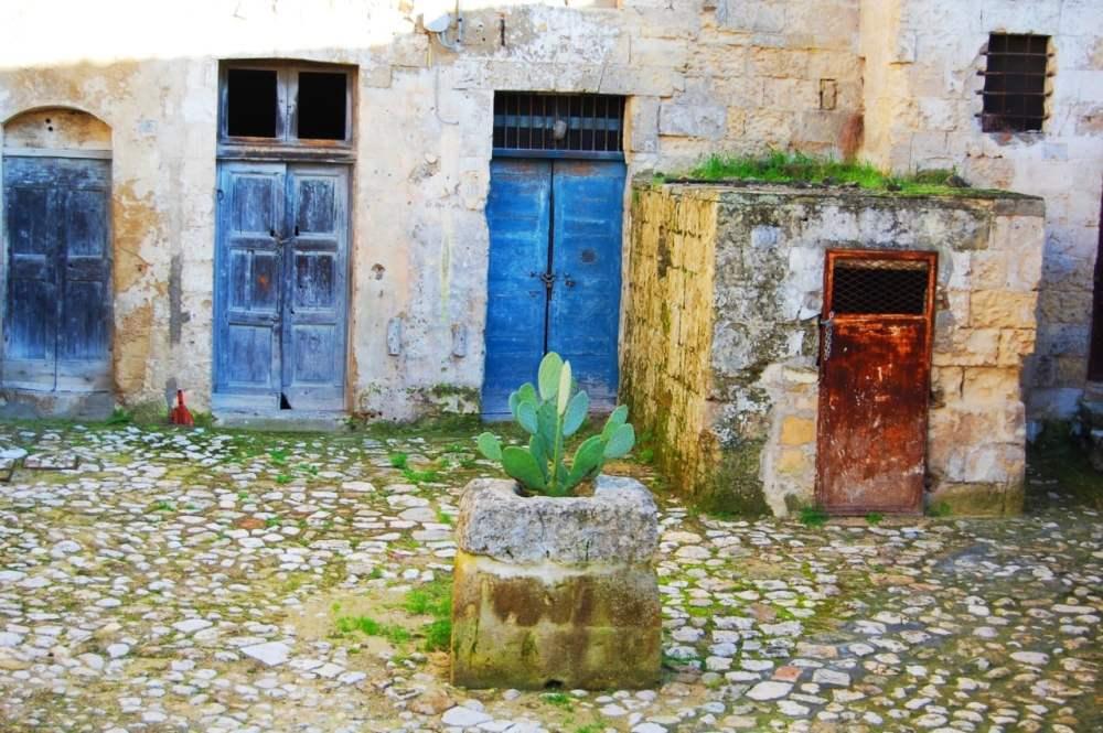 Dónde dormir en Matera - Cerca de los Sassi