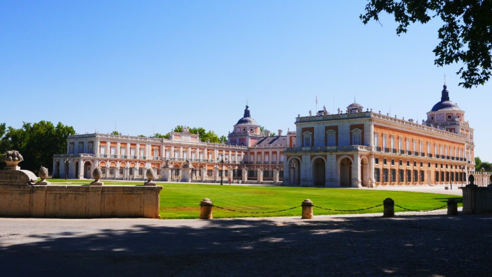 Palacio Real de Aranjuez - Qué ver en Aranjuez