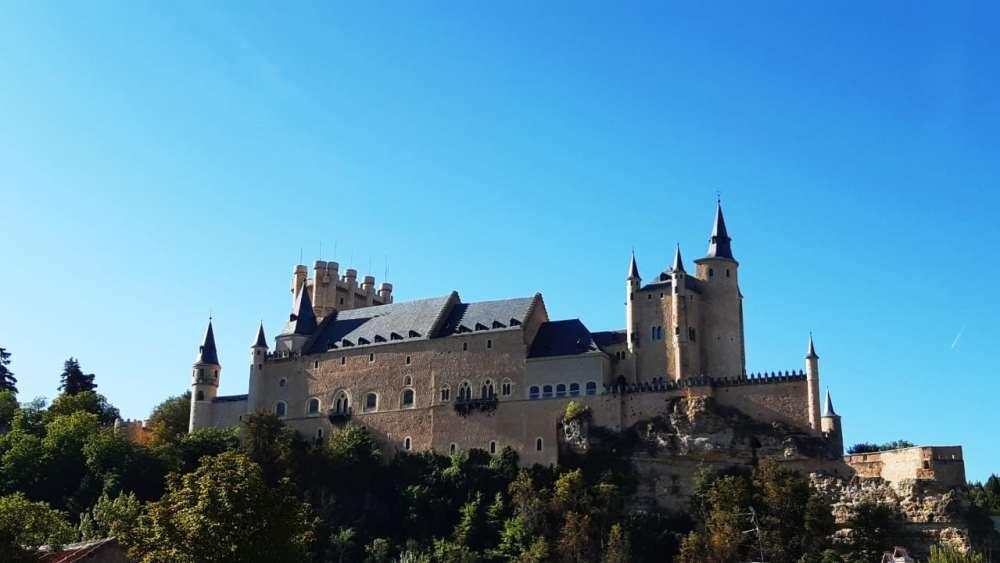 Alcázar de Segovia - Qué ver en Segovia, España