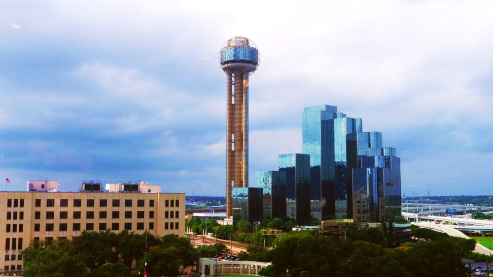 Atracciones de Dallas, TX - Reunion Tower