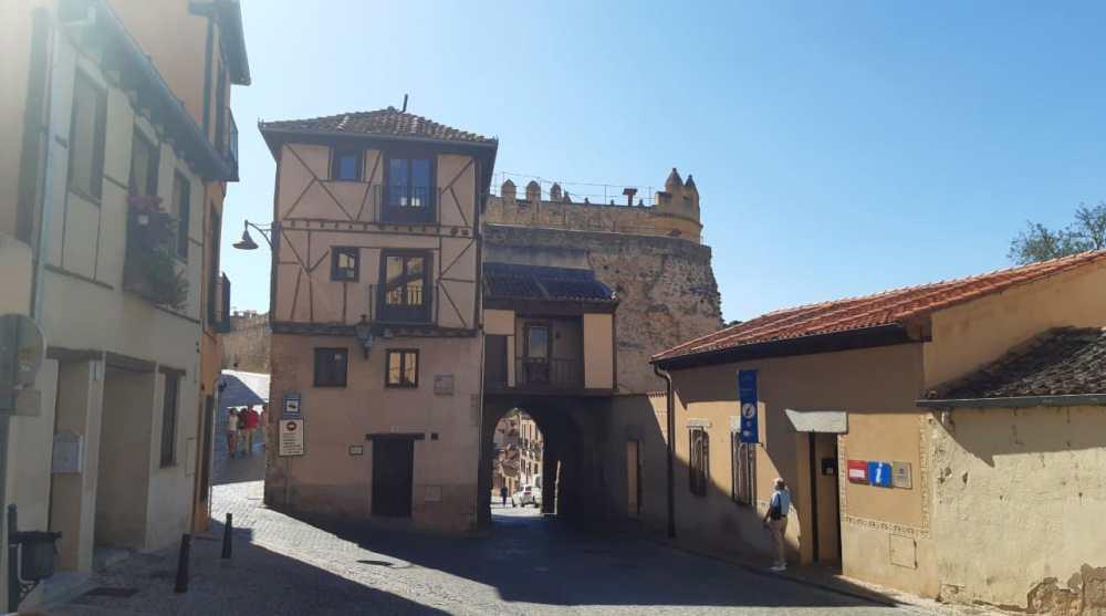 Judería de Segovia - Qué ver en Segovia