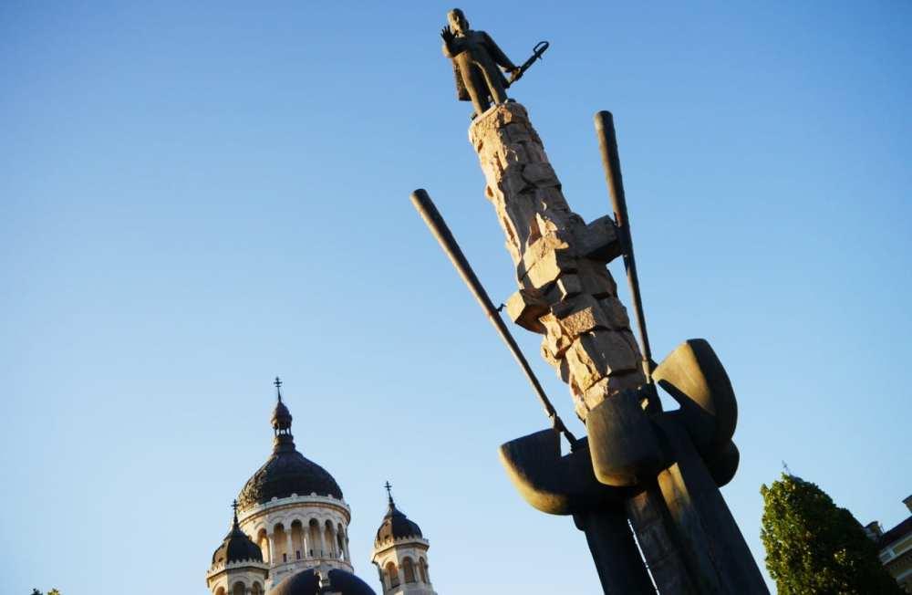 Mejores barrios donde dormir en Cluj-Napoca - Centro histórico