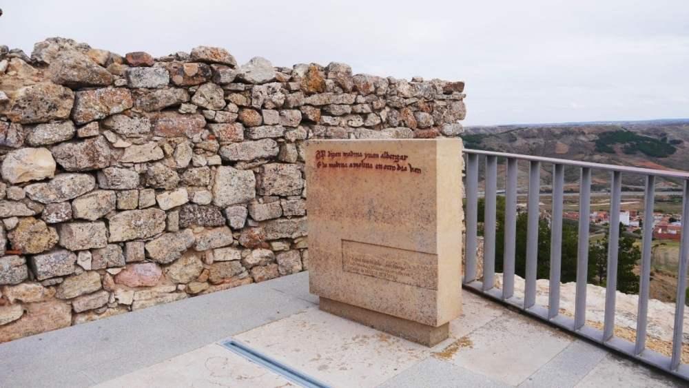 Camino del Cid en Medinaceli