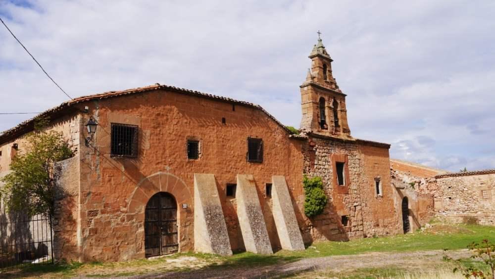 Curiosidades de Medinaceli - Beaterio de San Román y Sinagoga