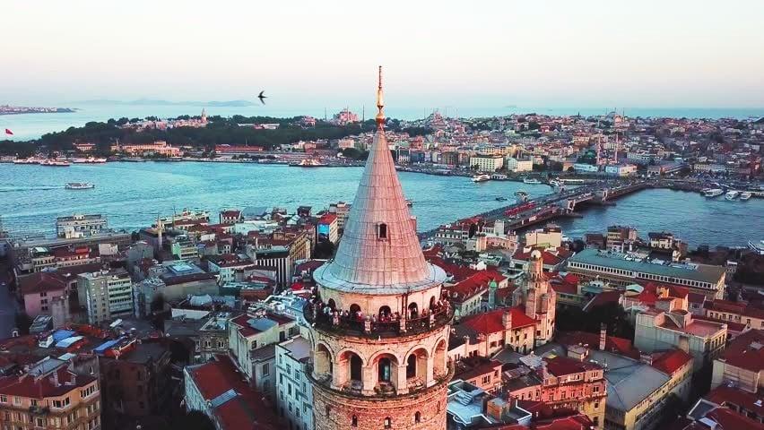 Mejores lugares donde alojarse en Estambul - Cerca de la Torre Gálata