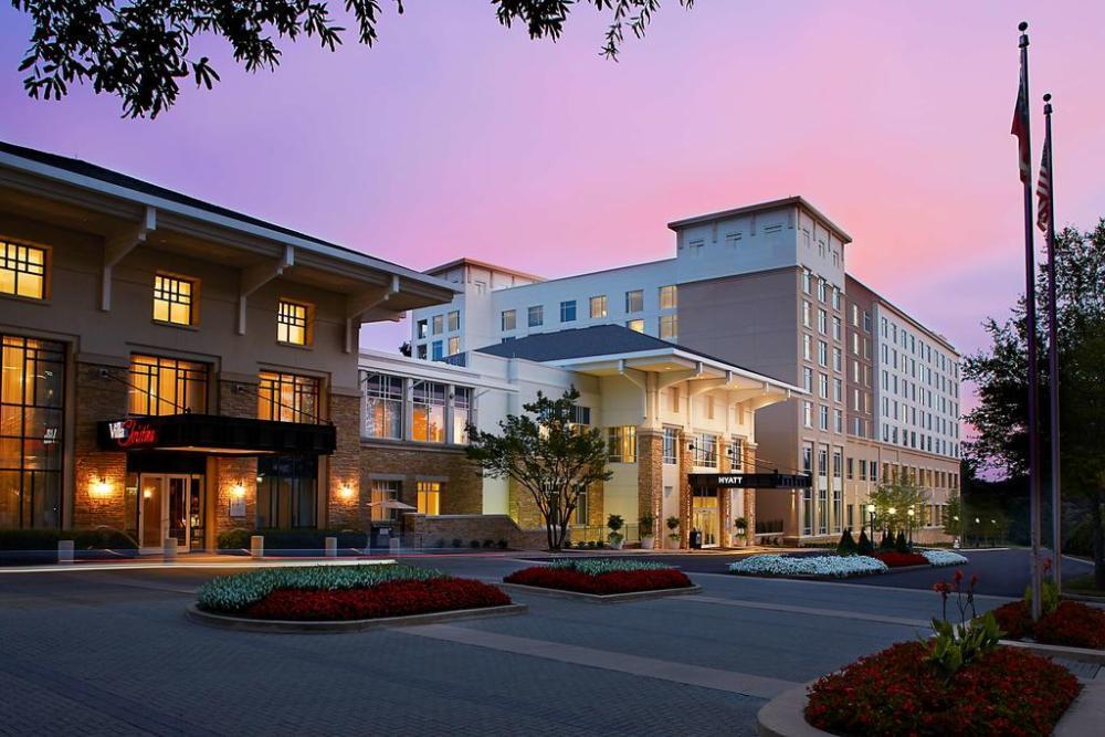 Mejores zonas donde dormir en Atlanta - Perimeter Center