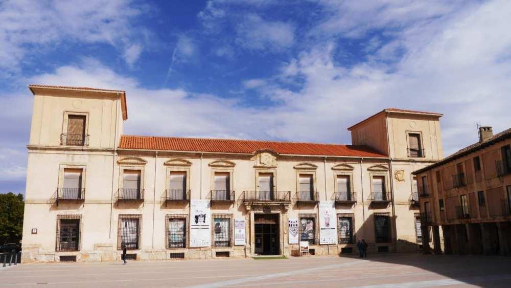 Qué hacer en Medinaceli - Visitar el palacio ducal