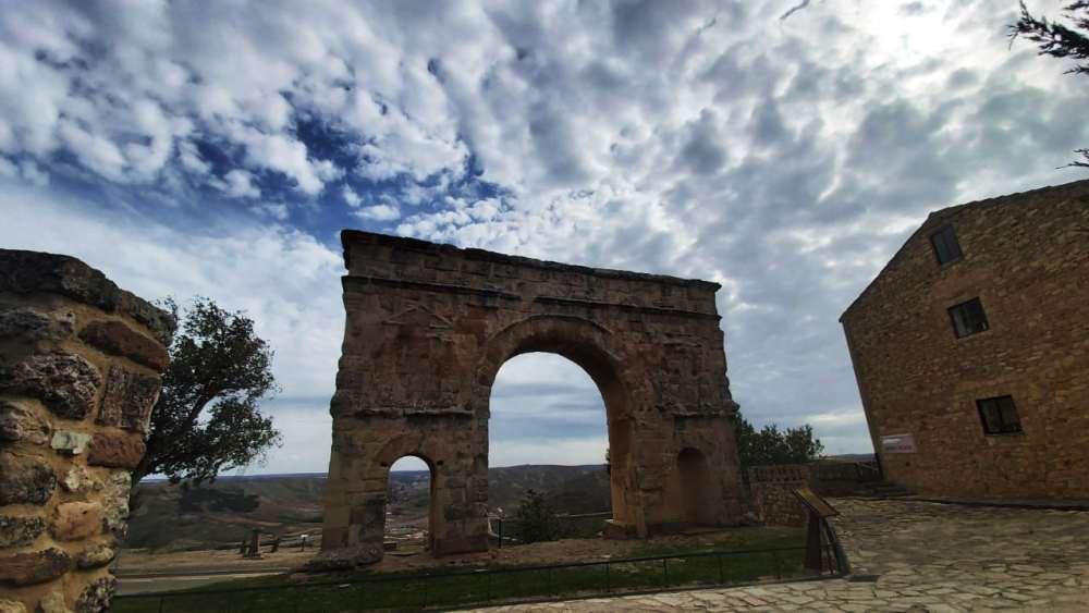 Qué ver en Medinaceli - Arco Romano