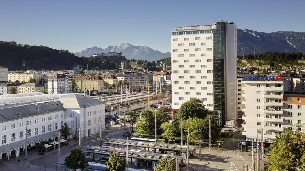 Dónde dormir barato en Salzburgo - Cerca de la estación central de trenes
