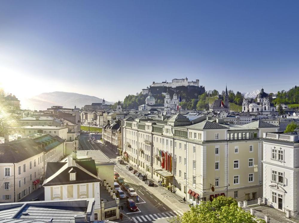 Mejores zonas donde alojarse en Salzburgo - Altstadt