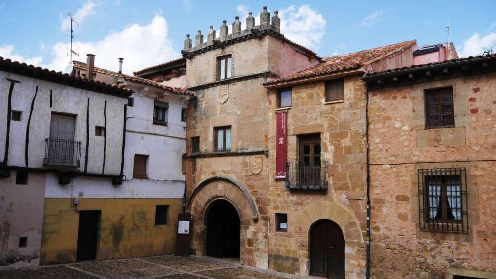 Casa del doncel - Qué ver en Sigüenza