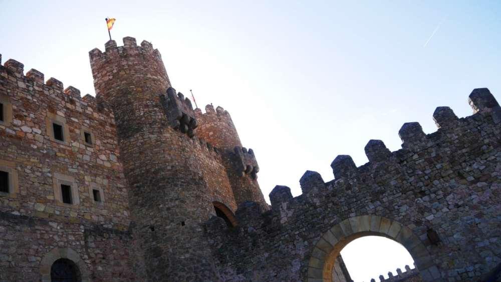 Qué ver en Sigüenza - Castillo de los Obispos de Sigüenza