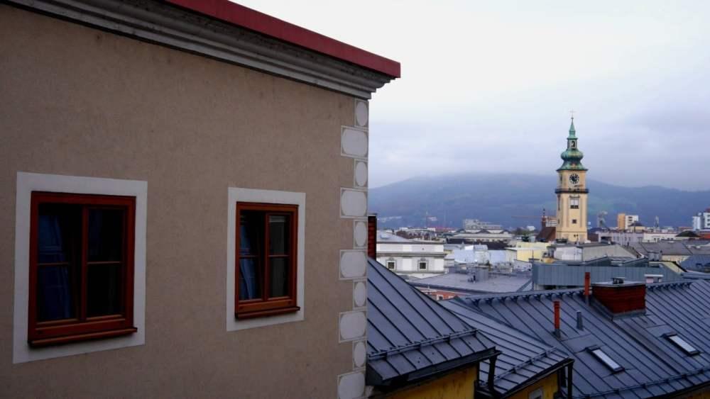 Centro Histórico - Mejores zonas donde alojarse en Linz