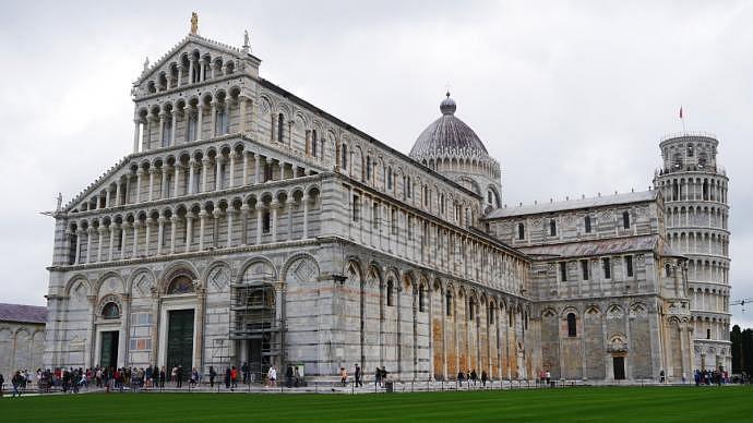 13 atracciones que ver en Pisa, Italia - Duomo o catedral de Pisa