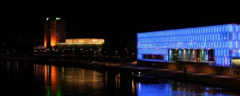 Atracciones de Linz - Lentos Ars Museum