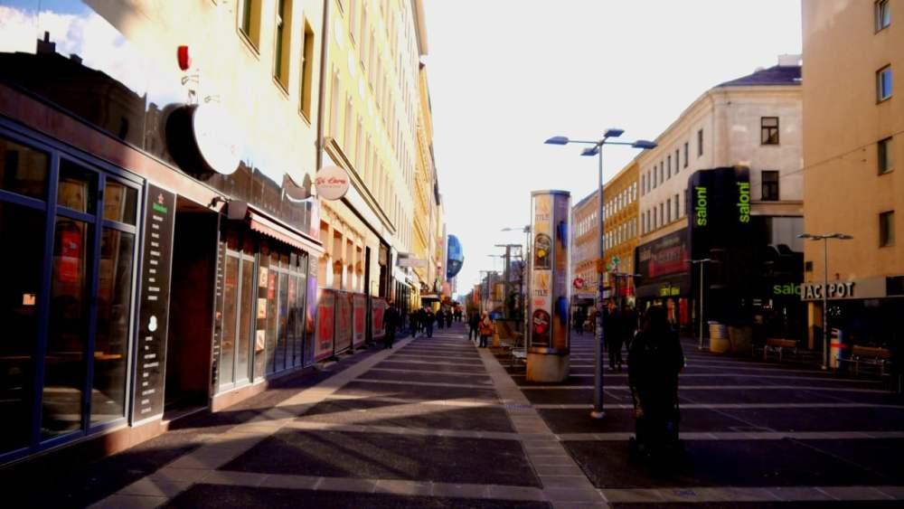 Barrio más económico donde dormir en Viena - Favoriten