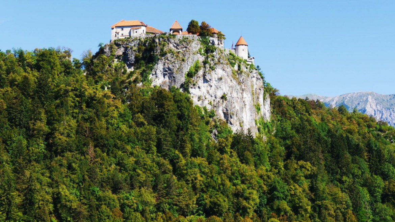 Dónde alojarse en Bled, Eslovenia - Cerca del castillo
