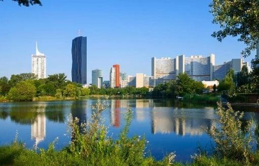 Dónde alojarse en Viena para negocios - Donau City
